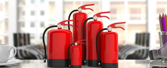 Office fire training