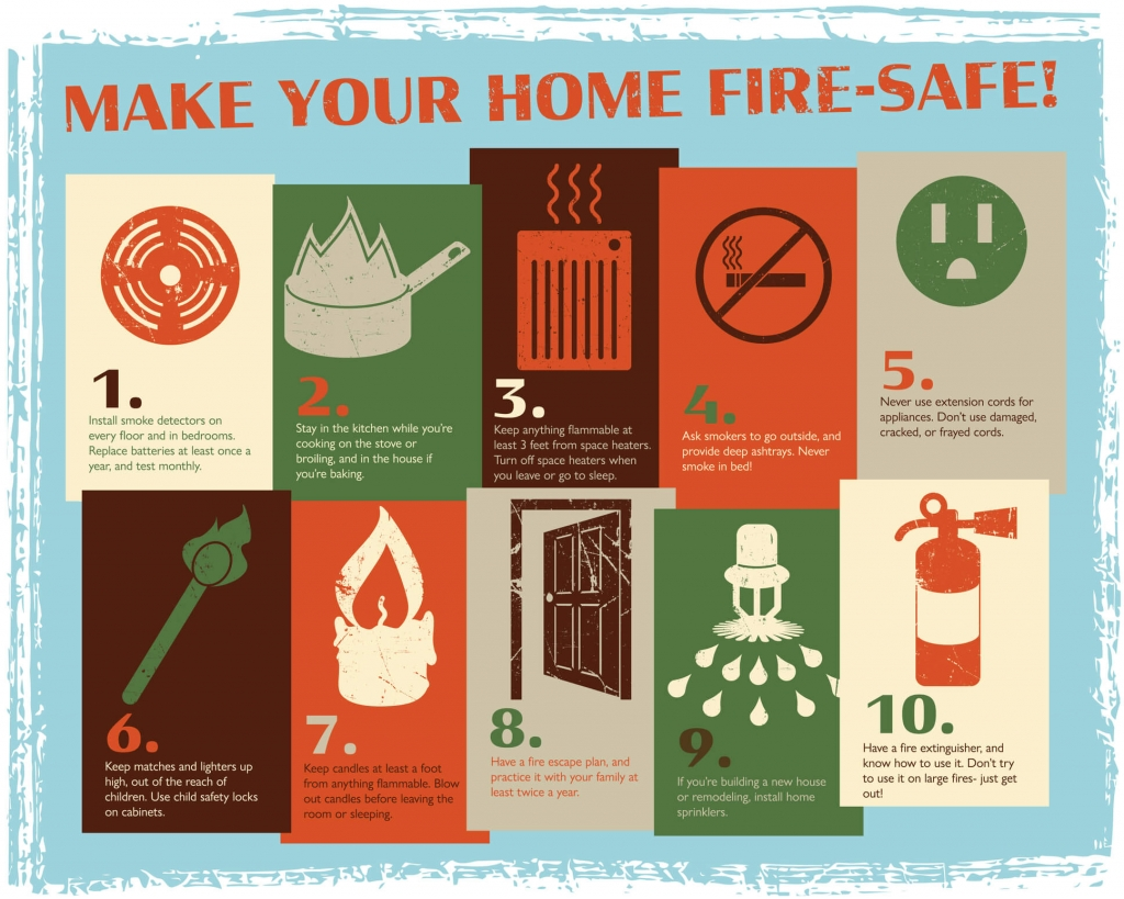 fire safety tips image