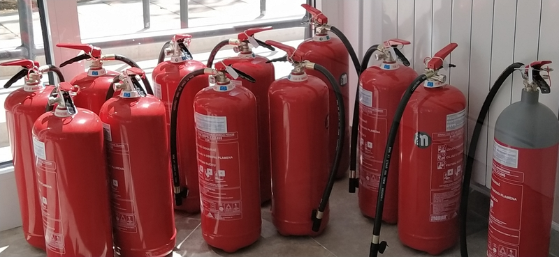 fire safety fire safe extinguishers